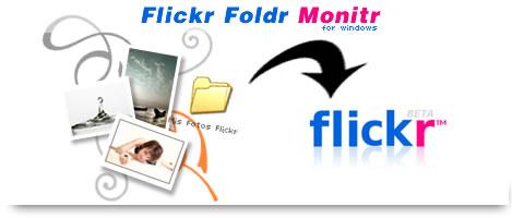 Flickr Foldr Monitr