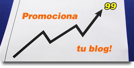 Promociona tu blog