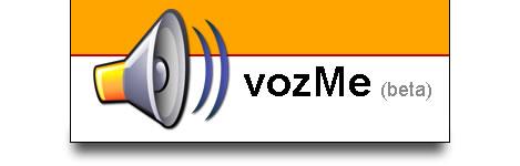 VozMe - Convertidor de texto a voz