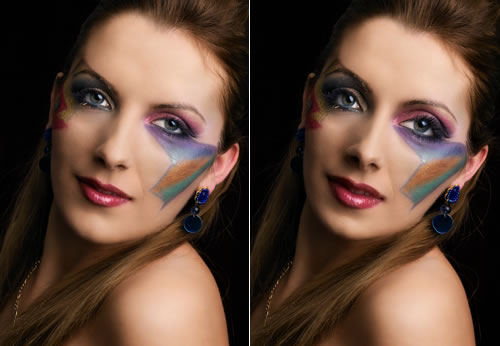 Plugin para Photoshop Face Control