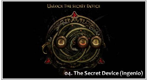 The Secret Device