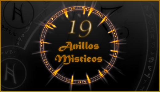 anillos misticos