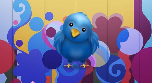... plantillas en PSD para crear nuestros propios fondos para Twitter