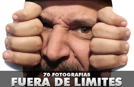 """70 fotografías creativas con el efecto """"Fuera de Límites 70outbounds"""