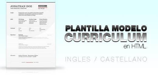 formato de curriculum vitae en espaol. modelos de curriculums vitae.