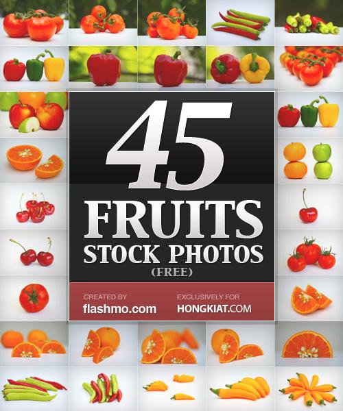 Stock Fotográfico de Frutas y hortalizas