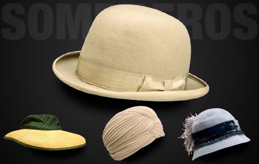 Sombreros en PNG
